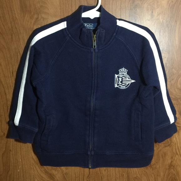 dce56785b Polo by Ralph Lauren Shirts & Tops   Boys Polo Ralph Lauren Full Zip ...